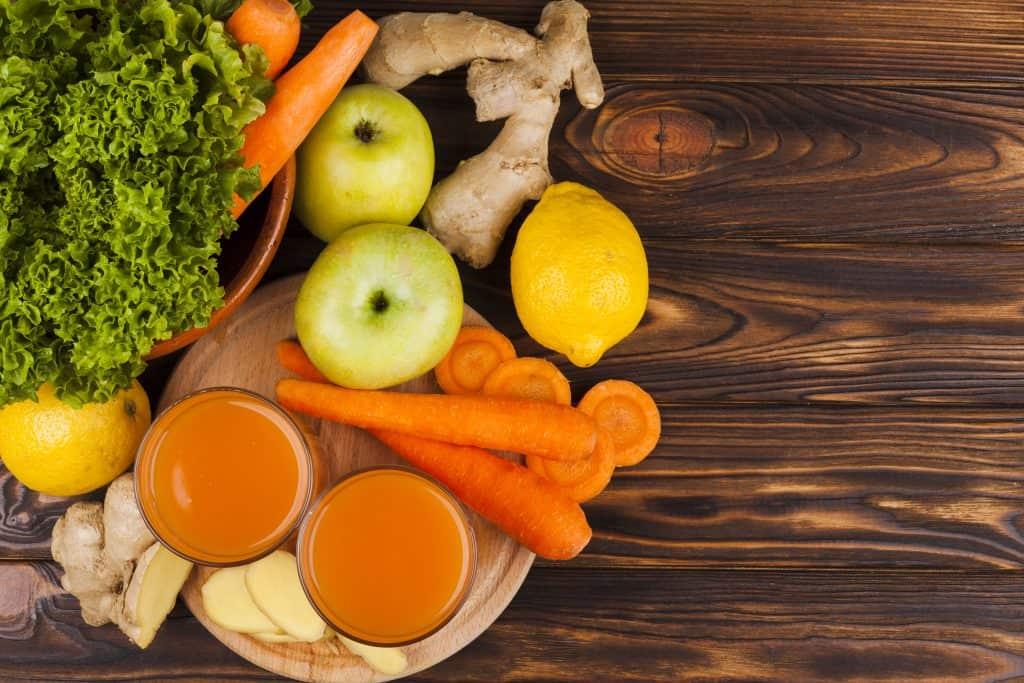 Invista em uma alimentação saudável para ingerir mais antioxidantes